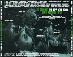 Led Zep. Bootleg.  June 28,70 Bath Festival. Zephead