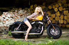 An American Dream: 2012 Harley-Davidson Sportster Forty-Eight