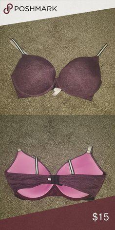 Victoria's Secret Wear Everywhere Pushup bra Worn twice, too small for me Victoria's Secret Intimates & Sleepwear Bras