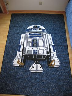 The R2-D2 Quilt ,via Flickr, SHUT UP AND TAKE MY MONEY