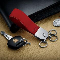 Fancy - Quick-Release Key Fob by Lexon