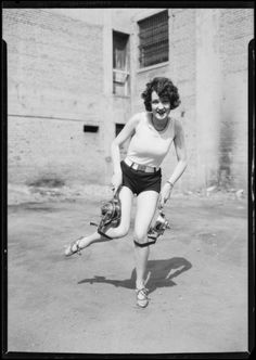 1925: Dancing the Charleston with shock absorbers