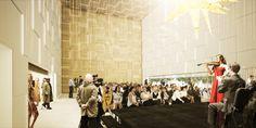 Gallery of Schmidt Hammer Lassen Wins Competition to Design Danish Theater - 5