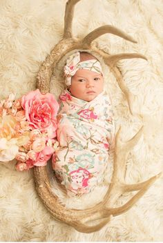 54 Trendy Baby Girl Newborn Pictures With Antlers - My little girl - Baby Silhouette, Trendy Baby, Baby Outfits, Shooting Photo, Newborn Pictures, Newborn Pics, Newborn Care, Maternity Pictures, Little Doll