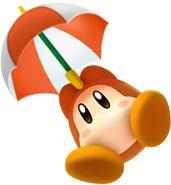 Parasol Waddle Dee - Kirby: Triple Deluxe