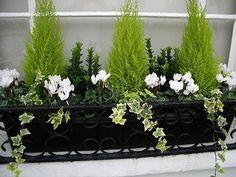Beautiful Outdoor Winter Container Gardening Design Ideas (23) – Vanchitecture