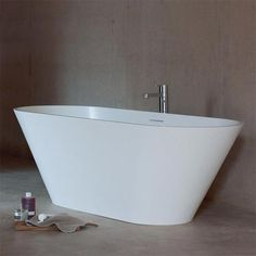 Clearwater - Sontuoso Natural Stone Bath - 1690 x 700mm - N8E