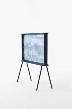 Serif TV par Ronan & Erwan Bouroullec pour Samsung - Journal du Design