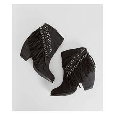 Not Rated Nova Muna Boot (935 ZAR) ❤ liked on Polyvore featuring shoes, boots, black, synthetic boots, short studded boots, black studded boots, rhinestone boots and short boots
