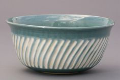 wheel thrown pottery ideas | Pottery Bowls
