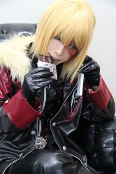 Mello cosplay