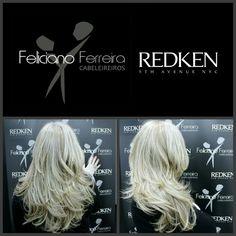 #felicianoferreira #hairstylist #topdeclasse #redkenpt #redkenportugal Ferrero, Nyc, Hairdresser, New York, New York City