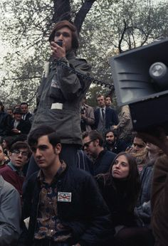 Vietnam War Protest, Union Square, November 1st, 1968. Photo from Corbis Images. Photo by Harvey L. Silver.