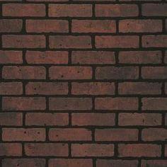 Red Brick Hardboard Wall Panel Lowes Faux Brick Wall