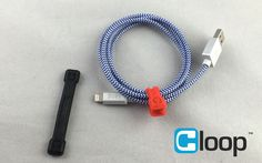 Cloop Magnetic Cable Tie Review by MacSources.com