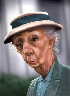 miss marple | up with a reason eat your heart out miss marple
