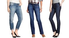 How to score the perfect pair of fall jeans for under $50 Gray denim feels fresh for fall, but is just as wearable as our favorite blues. Bonus: This pair comes in an impressive size range, from 000 to 19. (Jolt skinny jeans, $44, nordstrom.com)