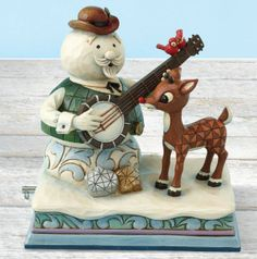 Rudolph and Sam Musical