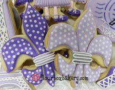 Flour Box Bakery — Fleur de Lis