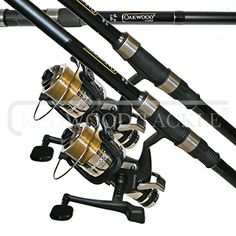2 X Lineaeffe Carp/Pike Combo Rod And Bait Runner Reel With Line by Lineaeffe. 2 X Lineaeffe Carp/Pike Combo Rod And Bait Runner Reel With Line. Carp Fishing, Fishing Reels, Carp Rods, Best Home Gym Equipment, Rod And Reel, Spinning Reels, Bait, Search, Hoods