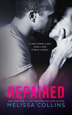 Melissa Collins - Repaired Cover Front