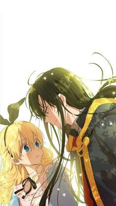 Athanasia x Lucas Manga Anime Girl, Otaku Anime, Neko, Anime Boy Zeichnung, Anime Prince, Cute Anime Coupes, Manga Couple, Cute Anime Character, Manhwa Manga
