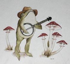 Banjo Bo by carlylake.deviantart.com
