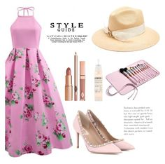 """""""so style"""" by rosegal-official ❤ liked on Polyvore featuring Dolce Vita, Le Labo, Federica Moretti and Valentino"""