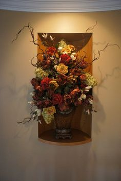 Floral Arrangements for Home   Artificial floral arrangements and trees in Ottawa, ON