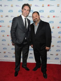 awesome American Pickers:  Mike, Frank and Billy The Youngster