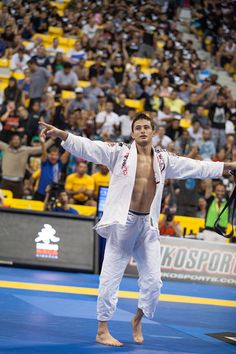 Caio Terra's 6th Worlds training camp video