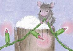 1llustrations de House Mouse