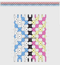 Com Best 12 Friendship Bracelet Pattern – SkillOfKing. String Bracelet Patterns, Diy Bracelets Patterns, Yarn Bracelets, Diy Bracelets Easy, Embroidery Bracelets, Bracelet Crafts, String Bracelets, Diamond Friendship Bracelet, Braided Friendship Bracelets