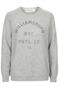 Williamsburg Sweatshirt by Project Social T - Topshop