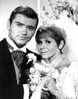"""LOVE ON A ROOFTOP"" with Pete Duel and Judy Carne. First episode:"