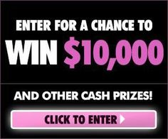 Want to win $10,000 cash? Enter now for your chance. Find out instantly!