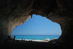 Seal Caves - Sardinia