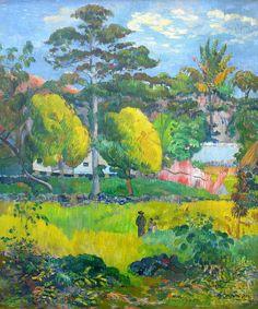 Landscape  1901  by Paul Signac #Art #Postimpressionism #Signac