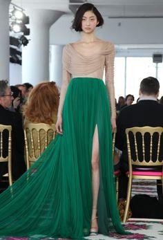 Delpozo dress. Gorgeous!