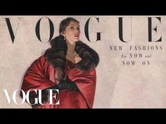 Vogue: Sarah Jessica Parker Narrates the 1940s in Vogue  | Vogue by the Decade