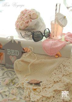 Liebe zum Detail & handmade für mein VINTAGE-Atelier LISA LIBELLE. Welcome SUMMER!