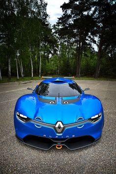 Renault Alpine A110-50 koncept | Flickr - Photo Sharing!