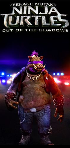 Get ready for another epic adventure. The Teenage Mutant Ninja Turtles are back and at it again. Teenage Mutant Ninja Turtles: Out of the Shadows, in theaters June 3, 2016. Get your tickets now!