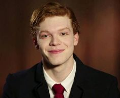 Cameron Monaghan, Mason Ashford, answers a question from Penguin Teen Australia's fan competition: http://www.youtube.com/watch?v=40S2VWIy1D4  http://herroyalguardian.com/2013/09/05/aussie-fan-competition-cameron-monaghan-answers-fan-question/