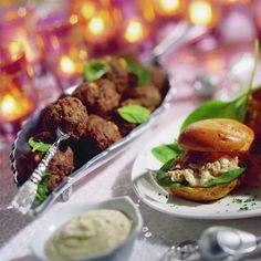 Tapas, Salmon Burgers, Hamburger, Meat, Ethnic Recipes, Food, Salads, Salmon Patties, Eten