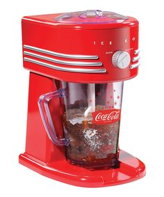 Look at this Coca-Cola Frozen Beverage Station on #zulily today!