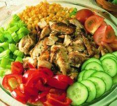 csirkesaláta receptek, cikkek | Mindmegette.hu Ratatouille, Lunch, Ethnic Recipes, Food, Meal, Lunches, Eten, Meals