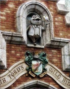 "The post ""Mr Toad& Wild Ride Disneyland Anaheim"" appeared first on Pink Unicorn Aesthetic Disneyland Paris, Disneyland World, Disneyland Rides, Disneyland California Adventure, Vintage Disneyland, Disneyland Resort, Disney Vacations, Disney Trips, Disney Parks"