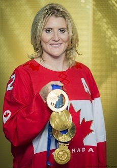 Women's Hockey, Hockey Girls, Hockey Baby, Soccer, Hayley Wickenheiser, Vancouver Canucks, North Vancouver, Red Wings Hockey, Pittsburgh Penguins Hockey