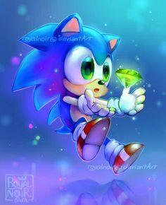 Cute little Sonic Sonic Dash, Sonic 3, Sonic Fan Art, Sonic Kawaii, Hedgehog Art, Shadow The Hedgehog, Sonic The Hedgehog, Sonic The Movie, Classic Sonic